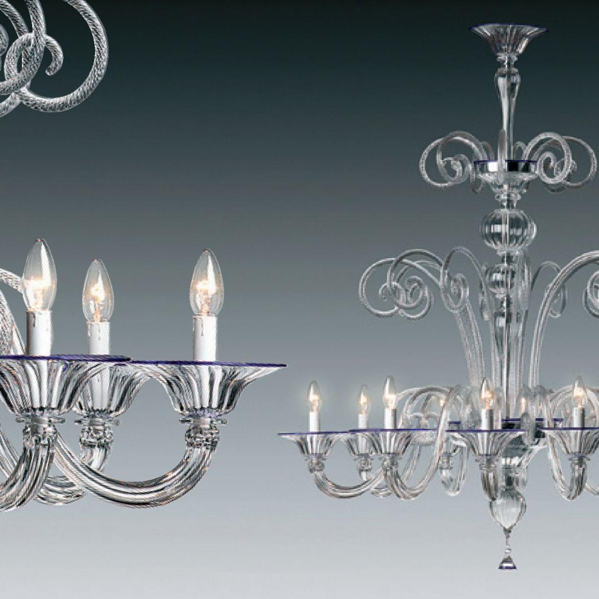 Vittoria chandelier