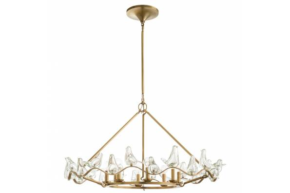 Dove chandelier  фото цена