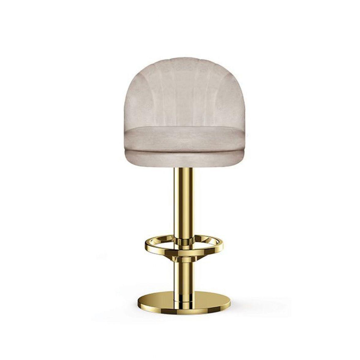Gable Bar Chair