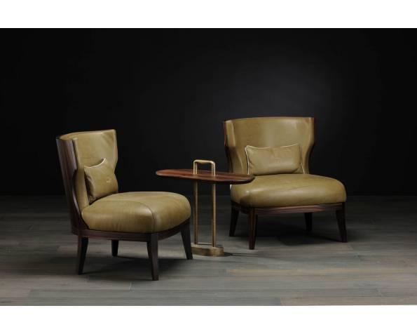 Grace Wood armchair фото