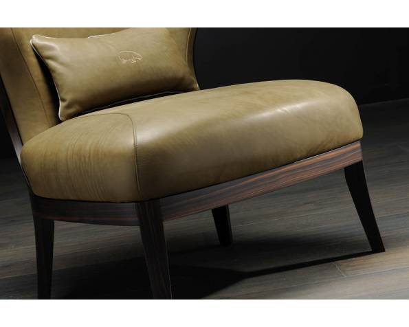 Grace Wood armchair
