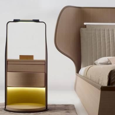 Sima bedside table