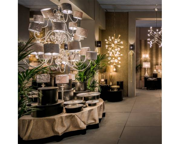 Melting Amsterdam chandelier фото