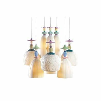 Мademoiselle seaside dreams Lamp