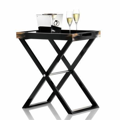Butlers serving table