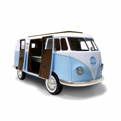 Bun Van bed&room фото цена