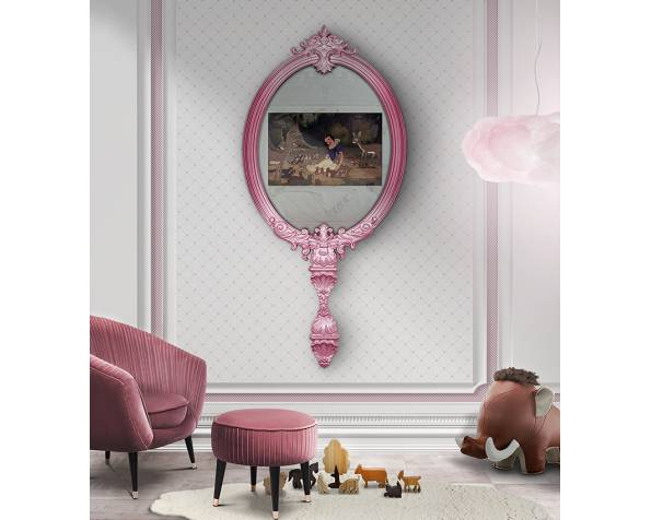 Magical Mirror TV Frame