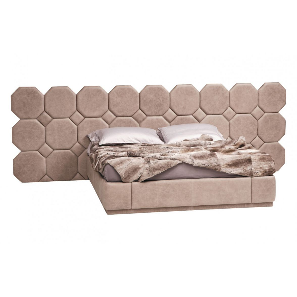 Pascal double bed