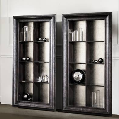 Contrast  bookcase