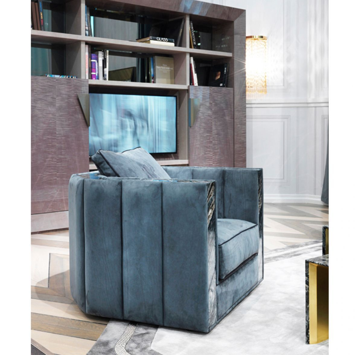 Davis armchair фото цена