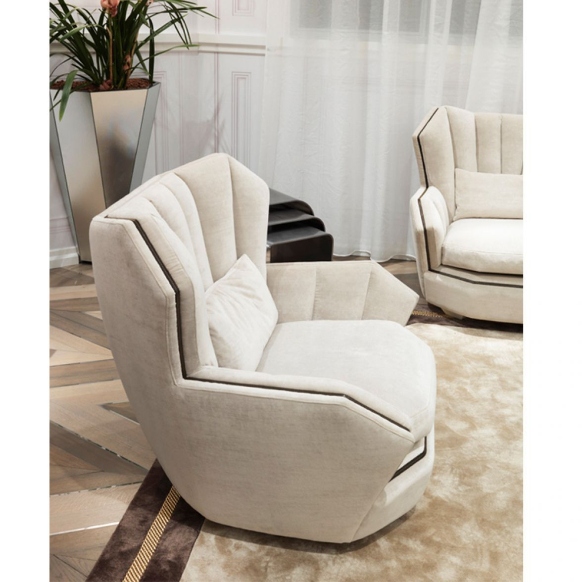 Hemingway armchair фото цена