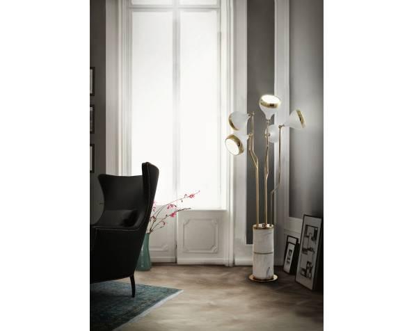 Hanna floor lamp фото