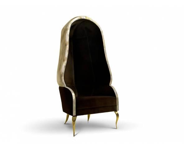 Drapesse Armchair