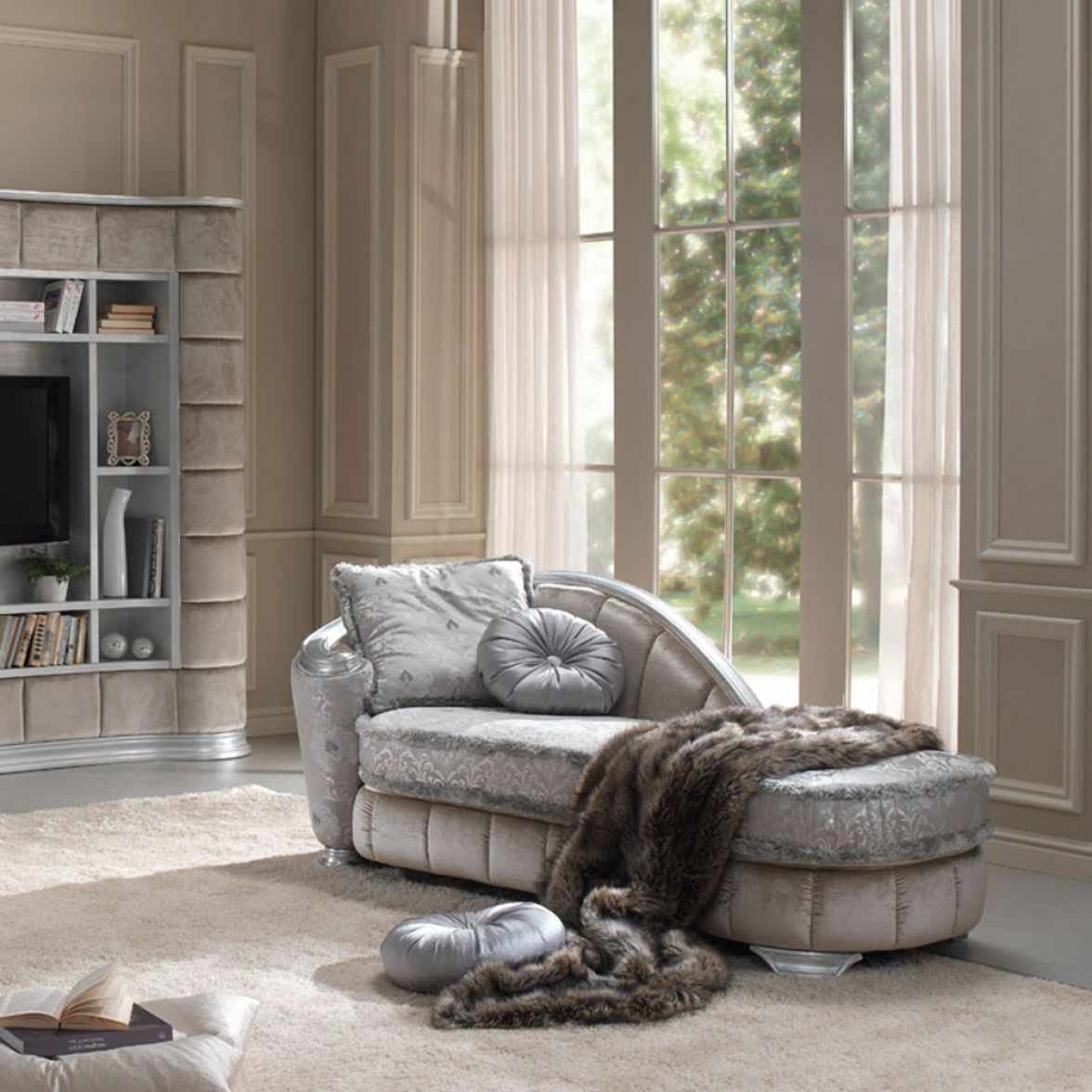 Glamour chaise longue