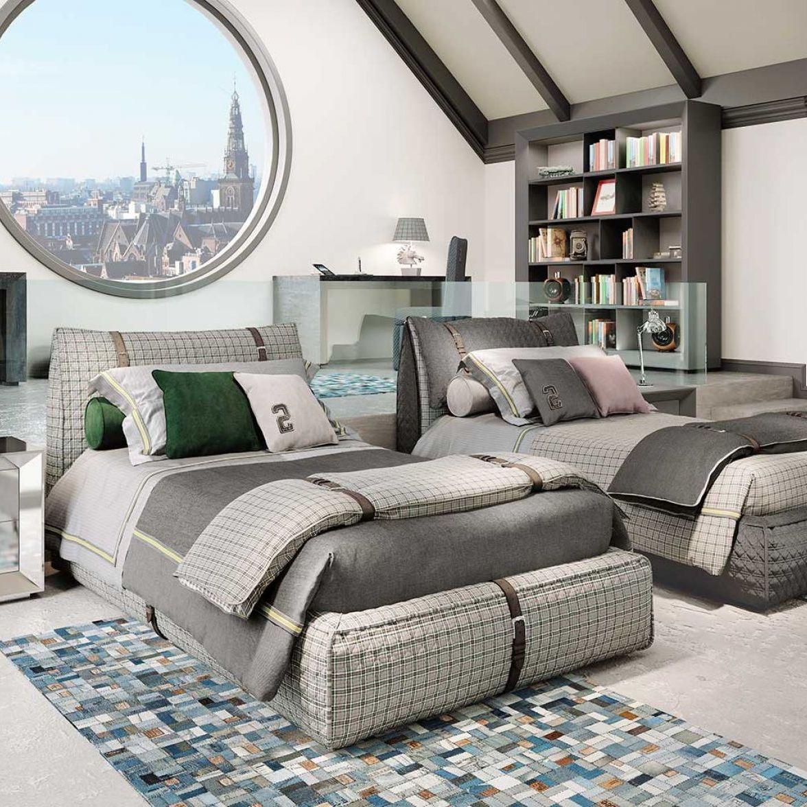 Кровать Justin