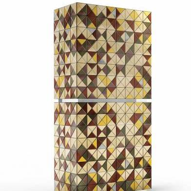 Pixel Anodized Cabinet фото цена