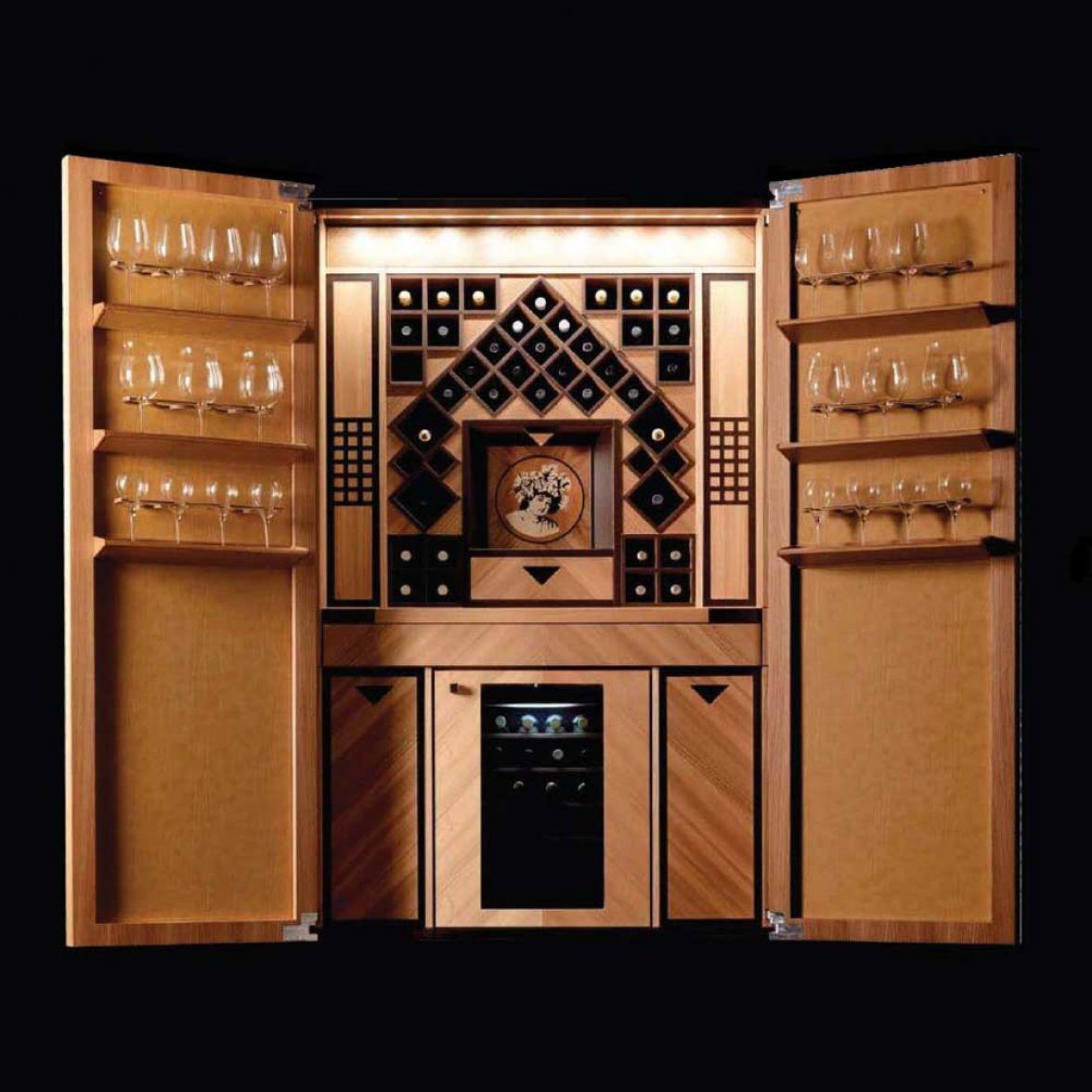 Шкаф для вина PROGETTO 50