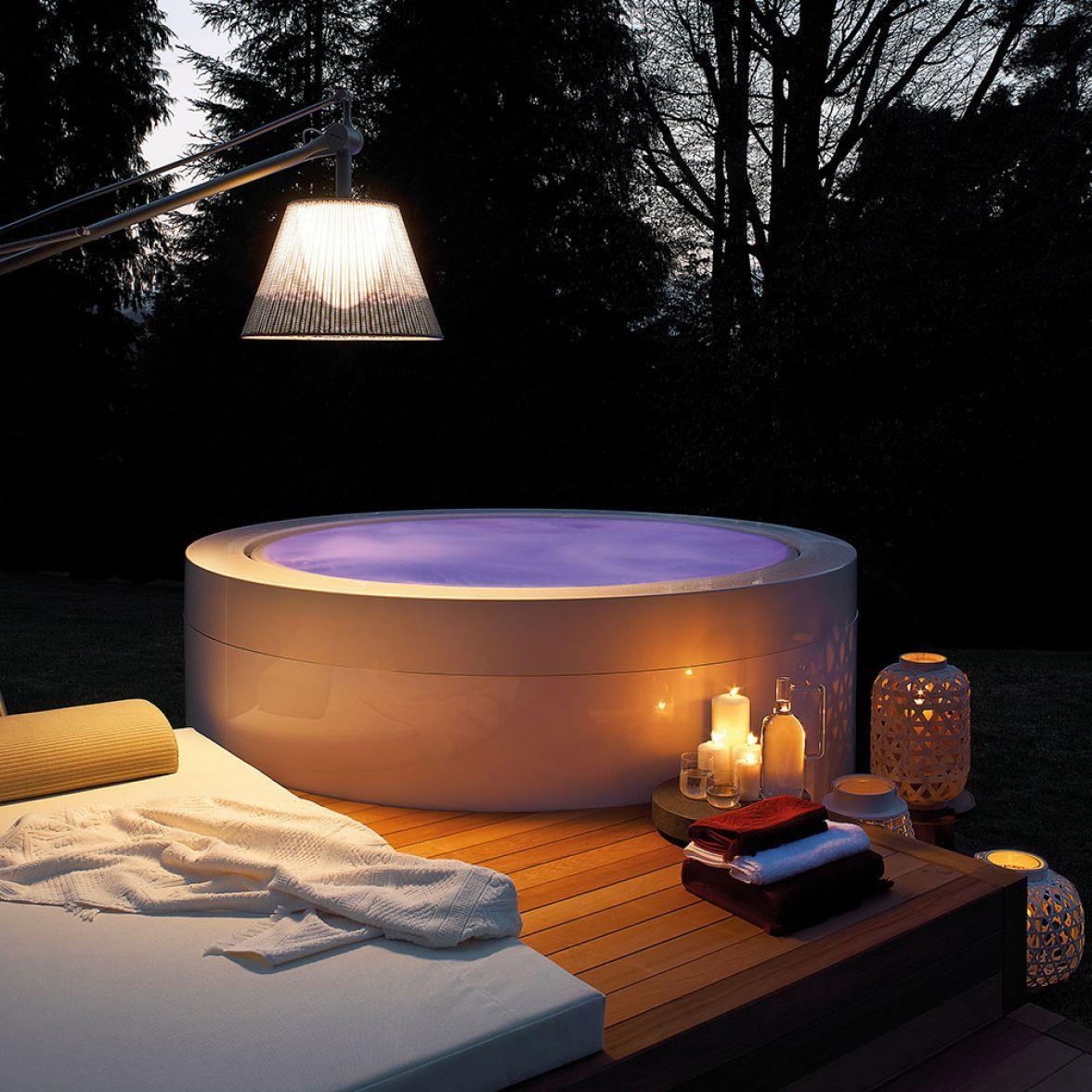 Zen Pool Deck