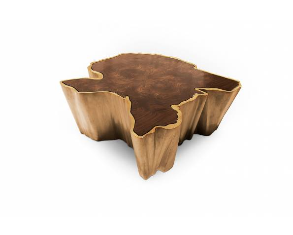 Sequoia centre table