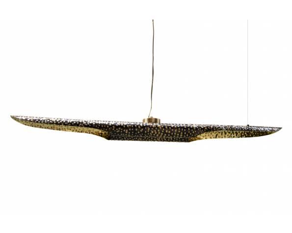 Vellum suspension light