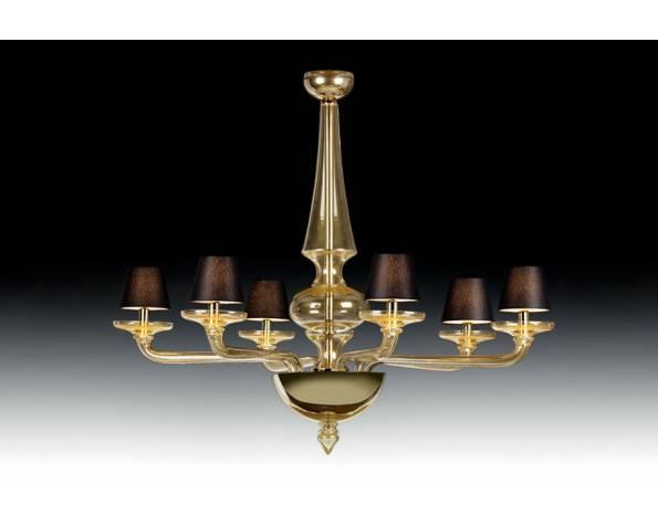 Coloniale chandelier