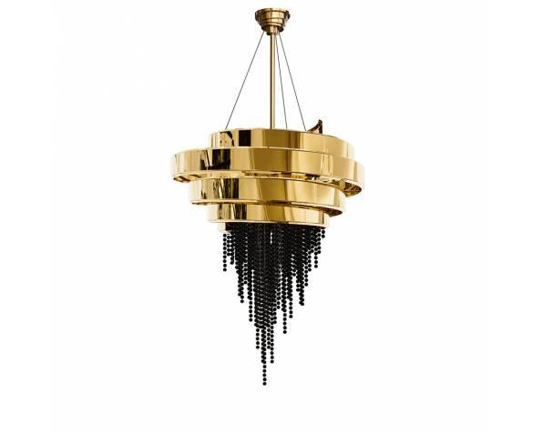 Guggenheim chandelier