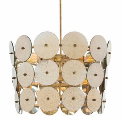Vanity chandelier