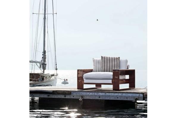 Bellagio armchair shipwright  фото цена