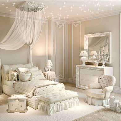 Love Love Children bedroom