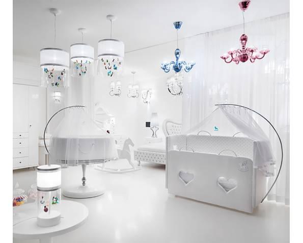 Baby wall lamp