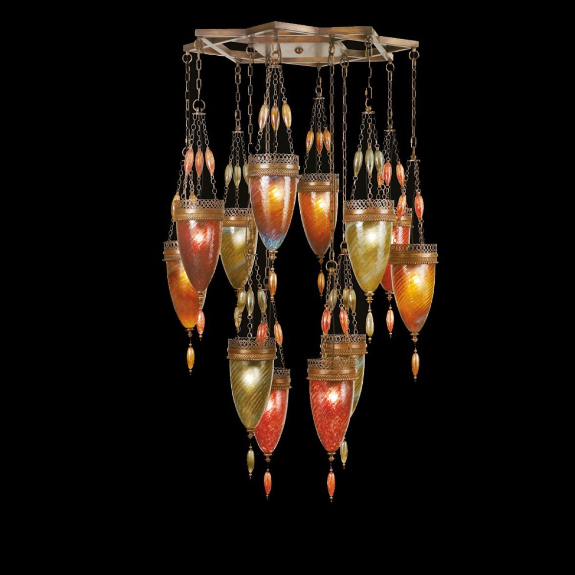 Scheherazade chandelier