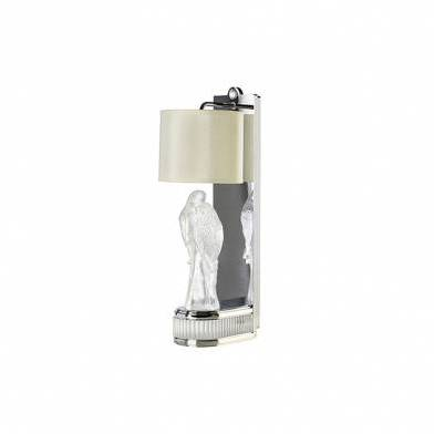 Perruches wall sconce