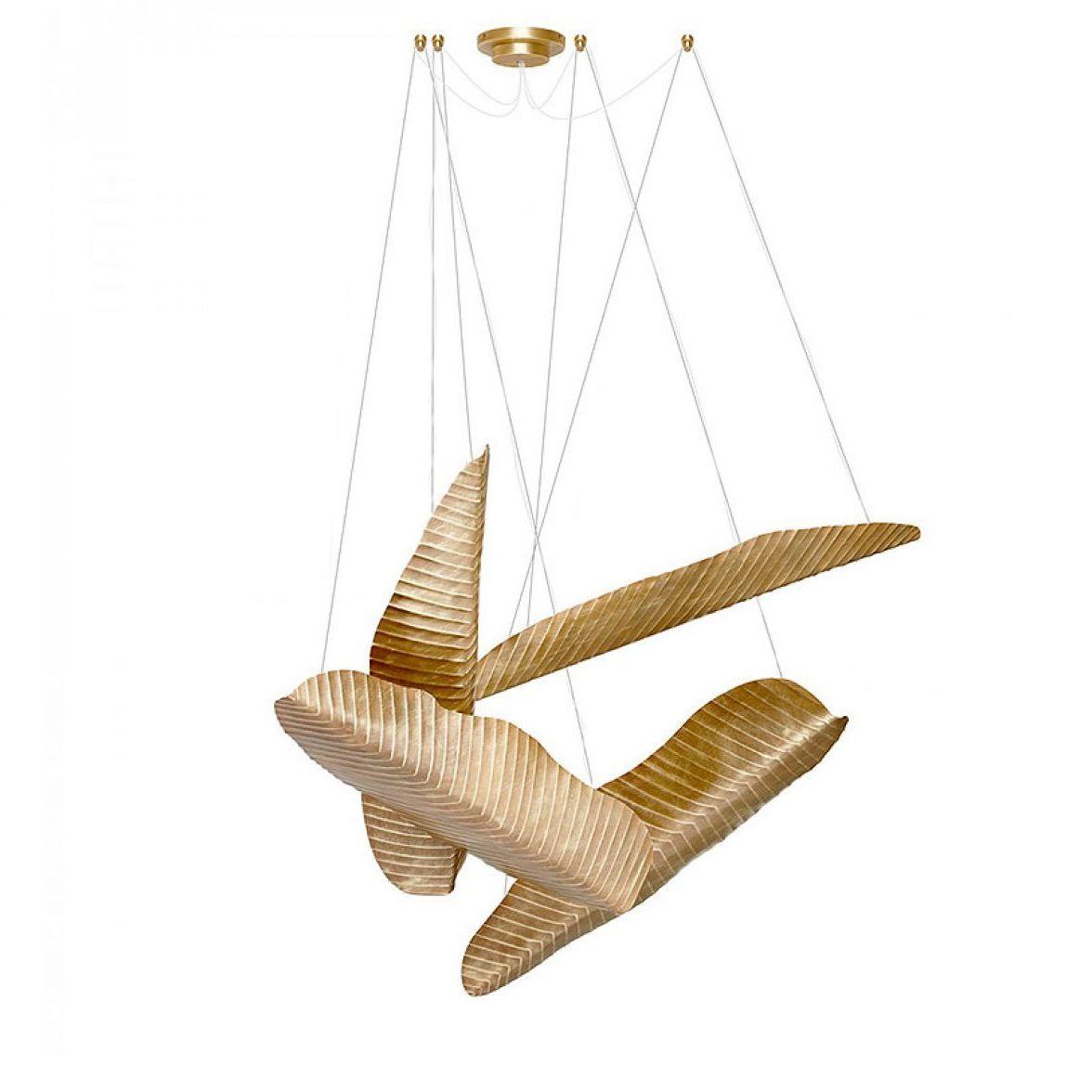 Bananas suspension lamp