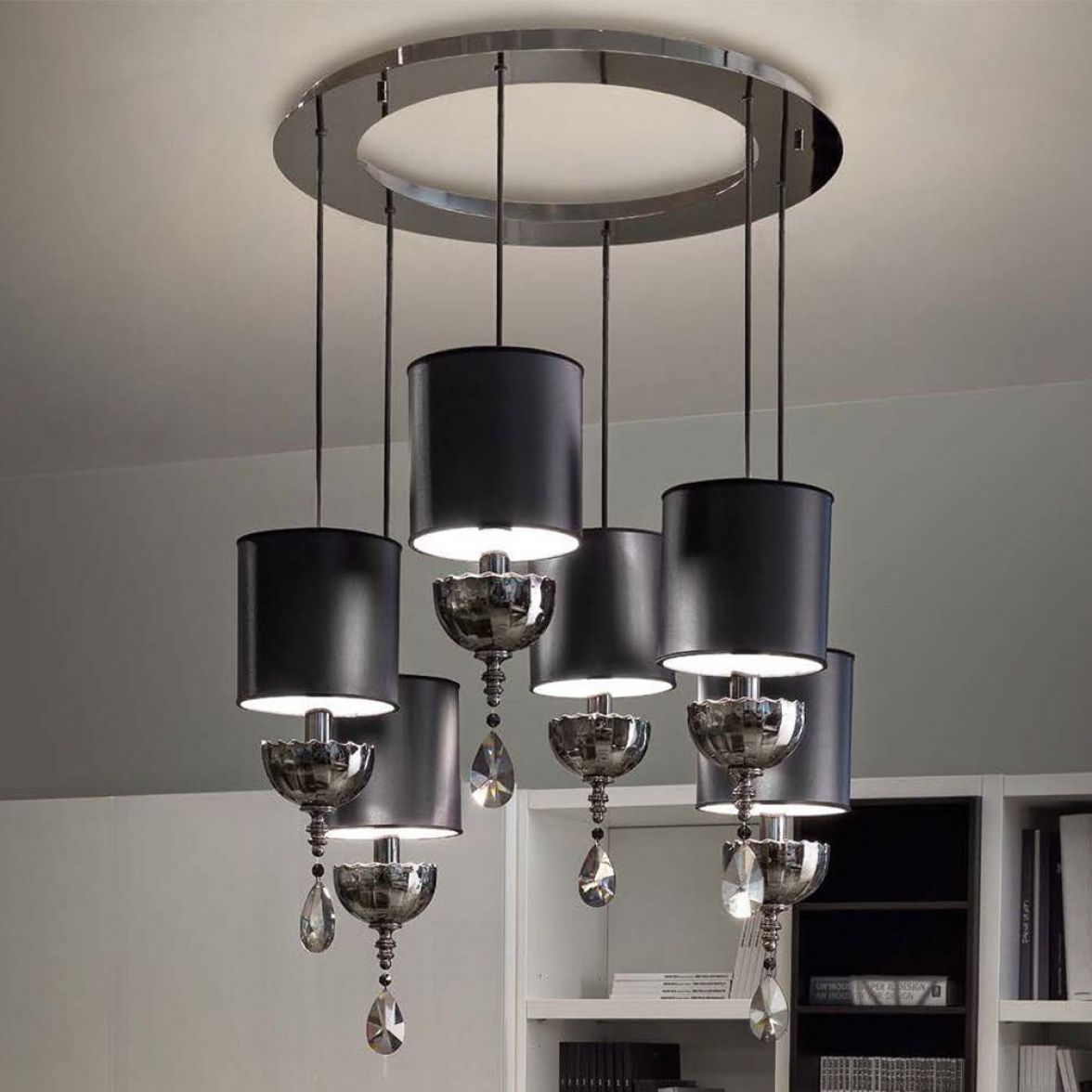 Nuare pendant light