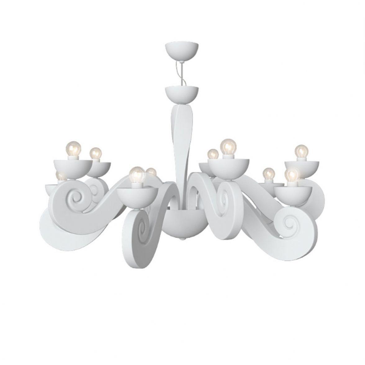 Botero chandelier