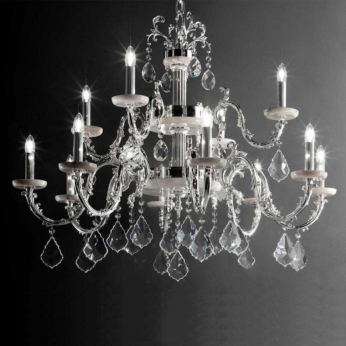 Eternity Guatemala chandelier