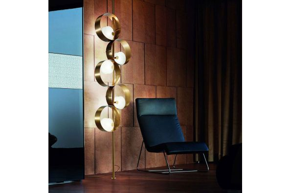 Sound floor lamp STL5  фото цена
