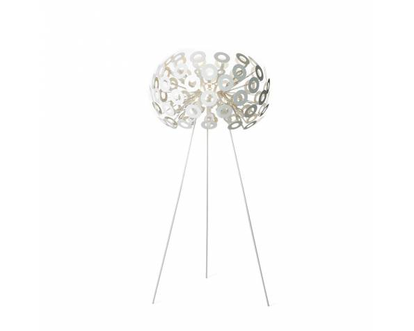 Dandelion floor lamp
