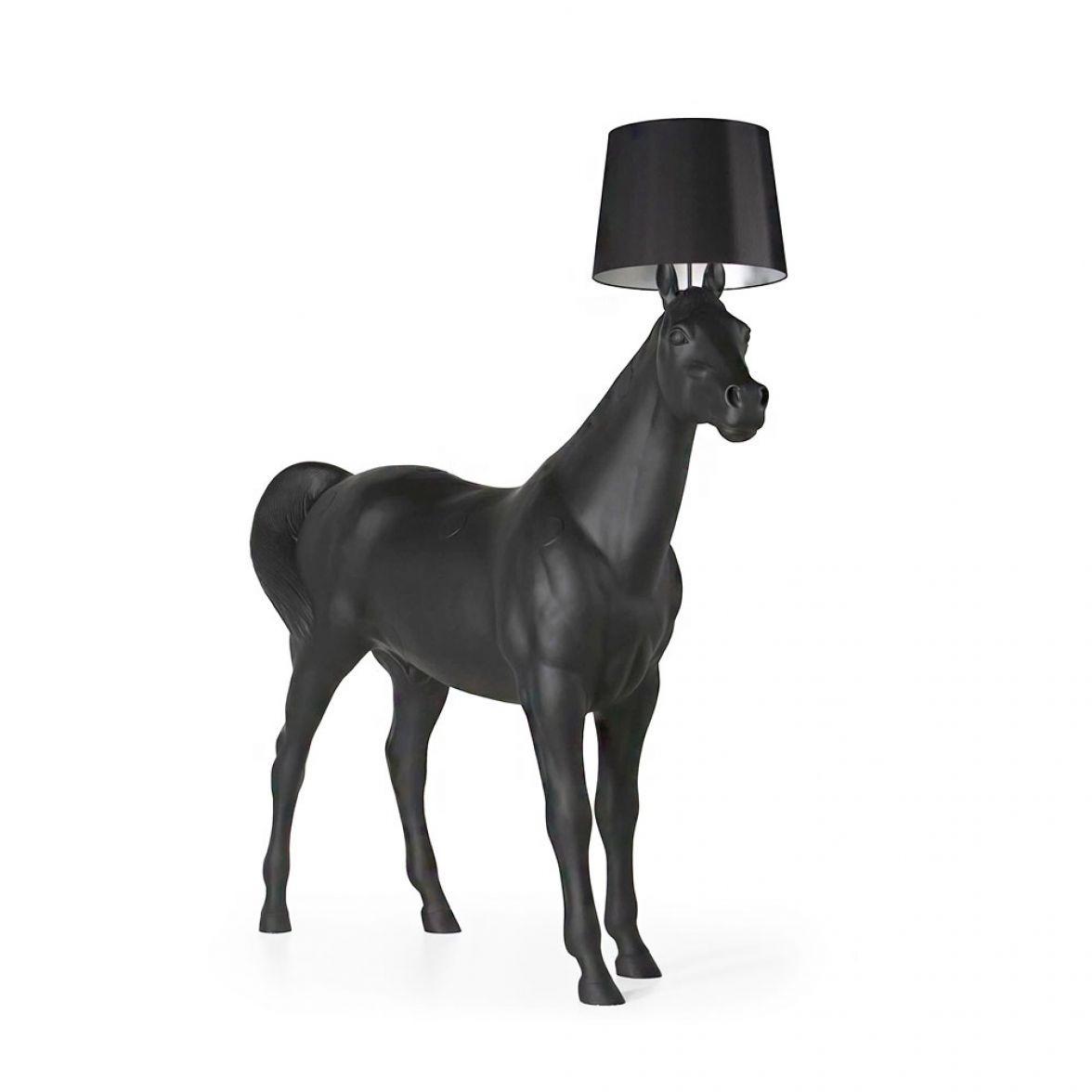 Напольный светильник Horse фото цена