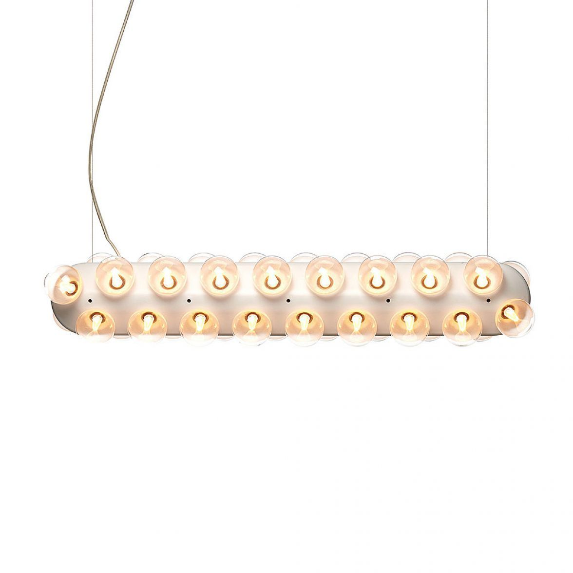 Prop light double pendant