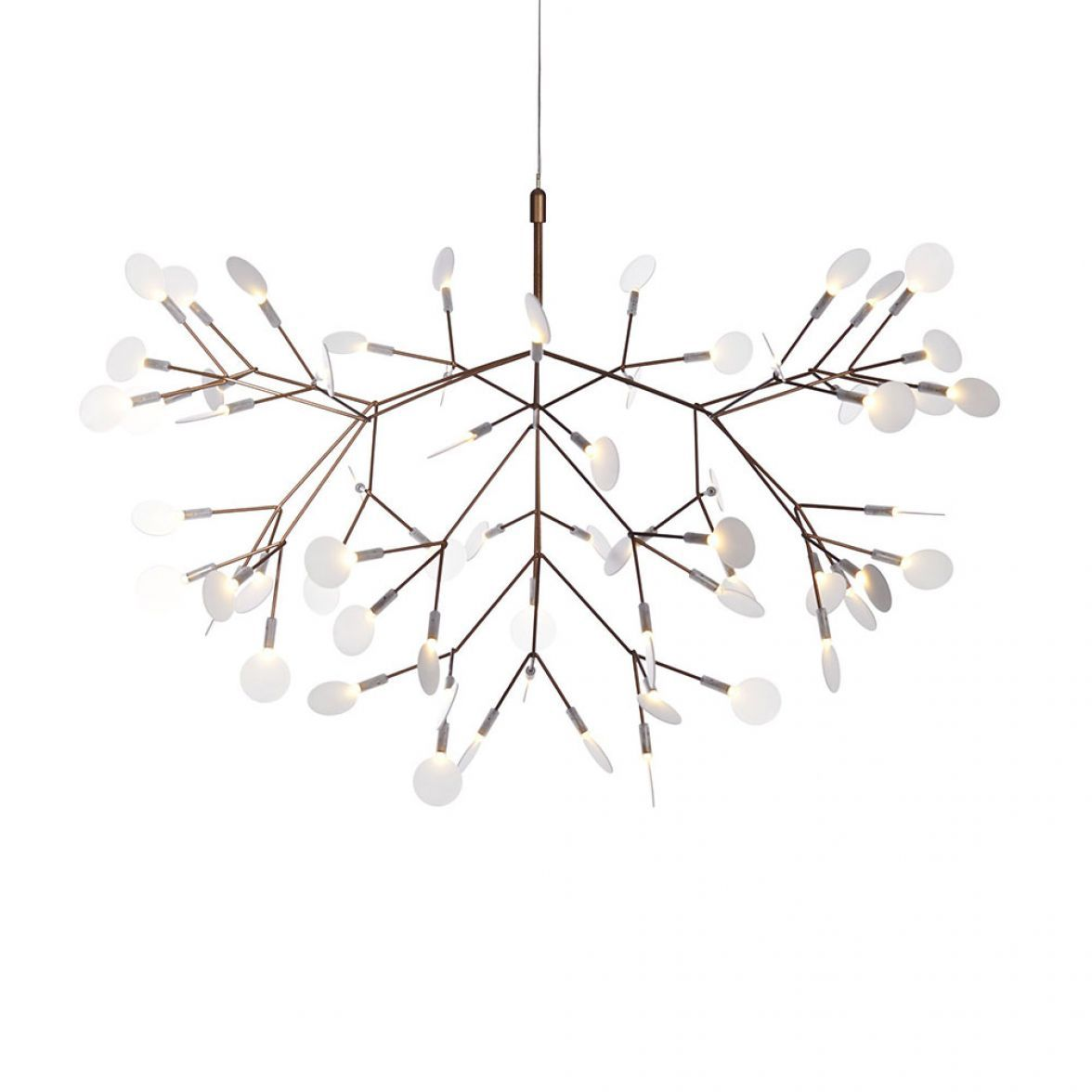 Heracleum II suspension lamps