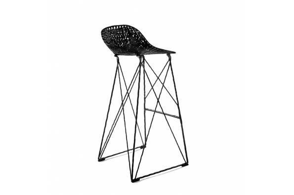 Carbon bar stool  фото цена