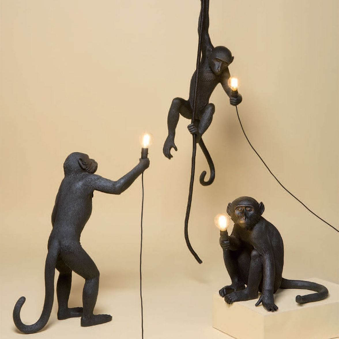 Monkey lamp  фото цена
