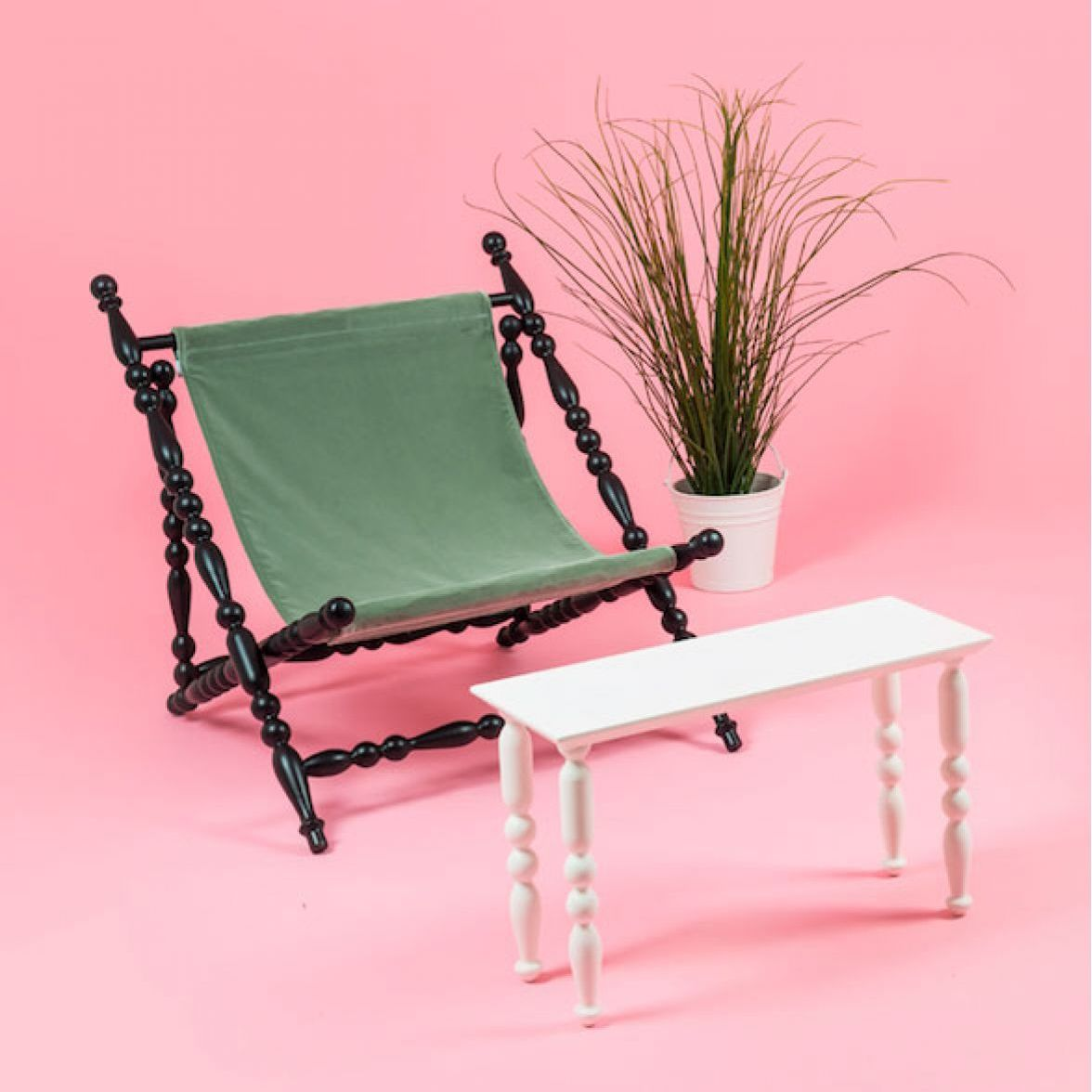 Heritage deck chair