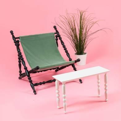 Heritage deck chair фото цена