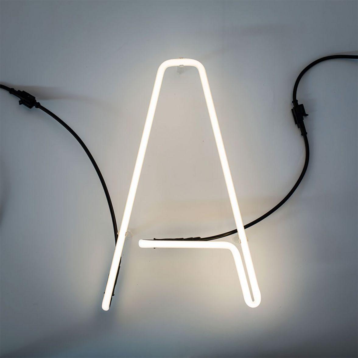 Alphafont Hanging neon lamp фото цена