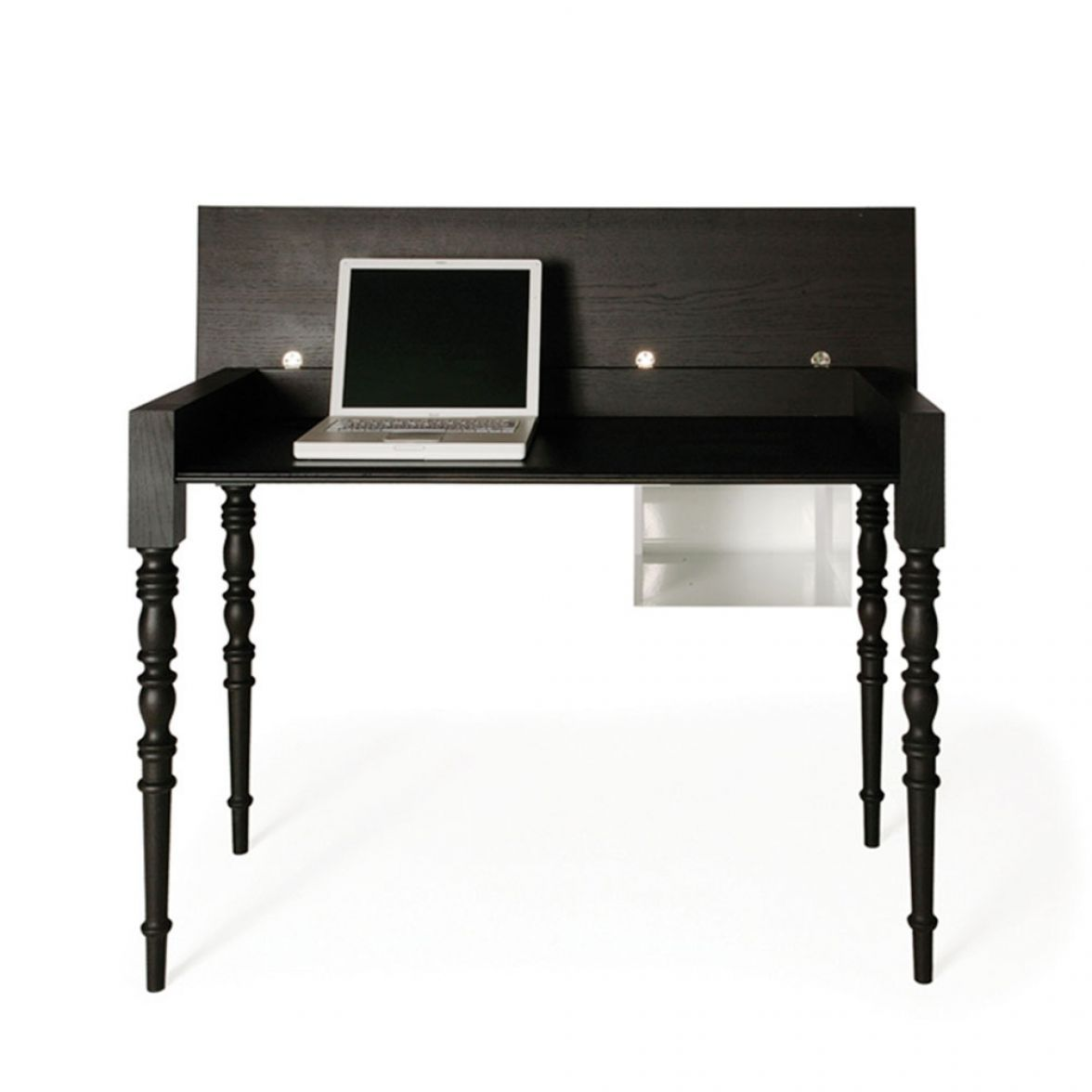 Two tops secretary table