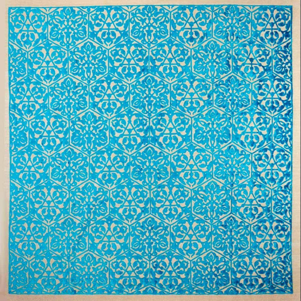 Elaheh Turquoise