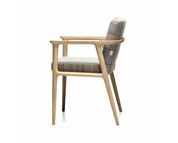 Zio dining chair фото