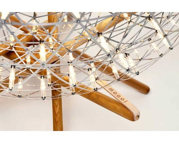 Raimond Tensegrity Floor Lamp